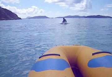 28サンゴツアーのバナナボート.jpg
