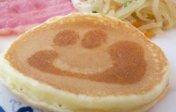 61ホットケーキと青パパイヤの炒め物.jpg